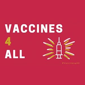 #Vaccines4All: Open letter to EU & UK leaders